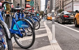 Citi Bike Accidents in New York