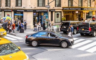 Motor Vehicle Accident Attorney Manhattan NYC