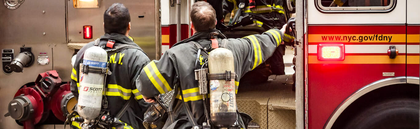 NYC Firefighter Injury Lawyer