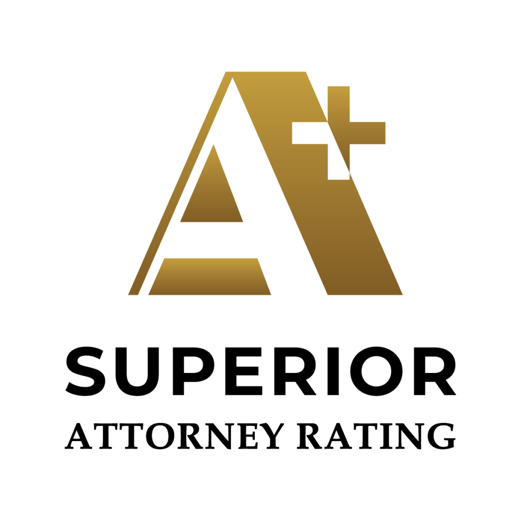 A+ Superior Attorney Rating
