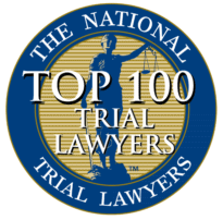 Top 100 Trial Lawyers in NYC Award